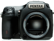 Pentax 645Z Medium Format DSLR