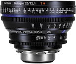 Zeiss Compact Prime CP.2 25mm T2.1 (Sony E)