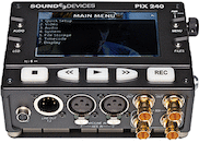 Sound Devices PIX 240 Video Recorder & SSD