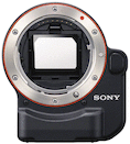 Sony NEX to Alpha lens adapter (LAEA2)