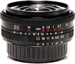 Voigtlander 20mm f/3.5 SL-II for Nikon