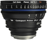 Zeiss Compact Prime CP.2 50mm T2.1 (Sony E)