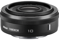 Nikon 1 - 10mm f/2.8 for CX Mount