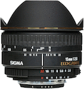 Sigma 15mm f/2.8 DG Fisheye for Nikon