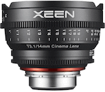 Rokinon Xeen 14mm T3.1 for Micro 4/3