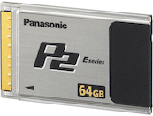 Panasonic P2 64GB