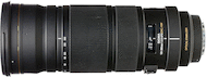 Sigma 120-300mm f/2.8 EX DG OS APO HSM for Canon
