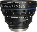 Zeiss Compact Prime CP.2 35mm T2.1 (Sony E)