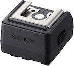 Sony Auto-Lock Camera to Standard Flash Adapter