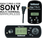 Giga T Pro Wireless Remote for Sony Multi-Terminal