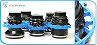 Zeiss Cinema Lens Set - Canon Mount