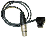 D-Tap to XLR4 Cable - 28in