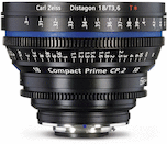 Zeiss Compact Prime CP.2 18mm T3.6 (Sony E)