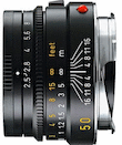 Leica 50mm f/2.5 Summarit
