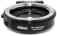 Metabones Canon EF to Micro 4/3 Speed Booster Adapter