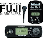 Giga T Pro Wireless Remote for Fuji Mirrorless