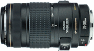 Canon 70-300mm f/4-5.6 IS