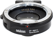 Metabones Canon EF to Blackmagic Cinema Camera Speed Booster