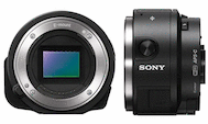 Sony QX1 Mirrorless Digital Camera Module