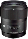 Sigma 35mm f/1.4 DG HSM A1 for Sony