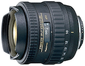 Tokina 10-17mm f/3.5-4.5 AT-X DX Fisheye Zoom for Canon