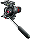 Fluid Head - Manfrotto MH055M8-Q5 Photo Video Head