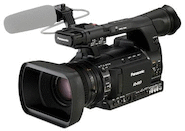 Panasonic AG-HPX250 P2 HD Camcorder