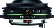 Pentax SMC DA 40mm f/2.8 Limited