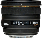 Sigma 50mm f/1.4 DG HSM for Canon