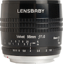 Lensbaby Velvet 56mm f/1.6 for Sony A