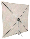 Calumet On-Site 8' x 8' Light Grey Background Kit