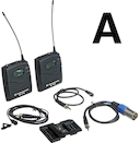 Sennheiser G3 Wireless Mic Kit -Freq A