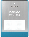 Sony 512GB AXS Memory Card