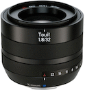 Zeiss Touit X 32mm f/1.8 for Fuji