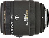 Sigma 70mm f/2.8 DG Macro for Nikon
