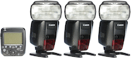 Canon Wireless Speedlite Package