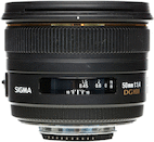 Sigma 50mm f/1.4 DG HSM for Nikon