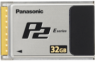 Panasonic P2 32GB
