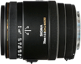 Sigma 70mm f/2.8 DG Macro for Canon