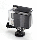 Letus AnamorphX-GP Adapter w/ GoPro Standard Housing