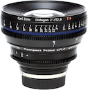 Zeiss Compact Prime CP.2 21mm T2.9 (EF)