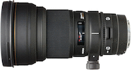 Sigma 300mm f/2.8 EX DG HSM for Canon
