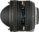 Sigma 10mm f/2.8 DC HSM Fisheye for Nikon DX