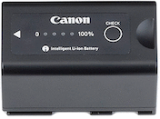 Battery for Canon EOS C300