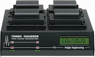 Dolgin TC400 Four Position Charger for Canon LP-E6