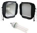 RPS 4070 Softbox Kit (Fluorescent)