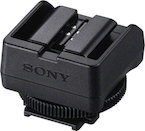 Sony Standard Camera to Auto-Lock Flash Adapter