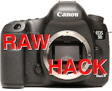 Canon 5D Mark III Magic Lantern RAW Hack Kit