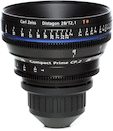 Zeiss Compact Prime CP.2 28mm T2.1 (PL)