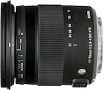 Sigma 17-70mm f/2.8-4 DC Macro OS HSM A1 for Canon